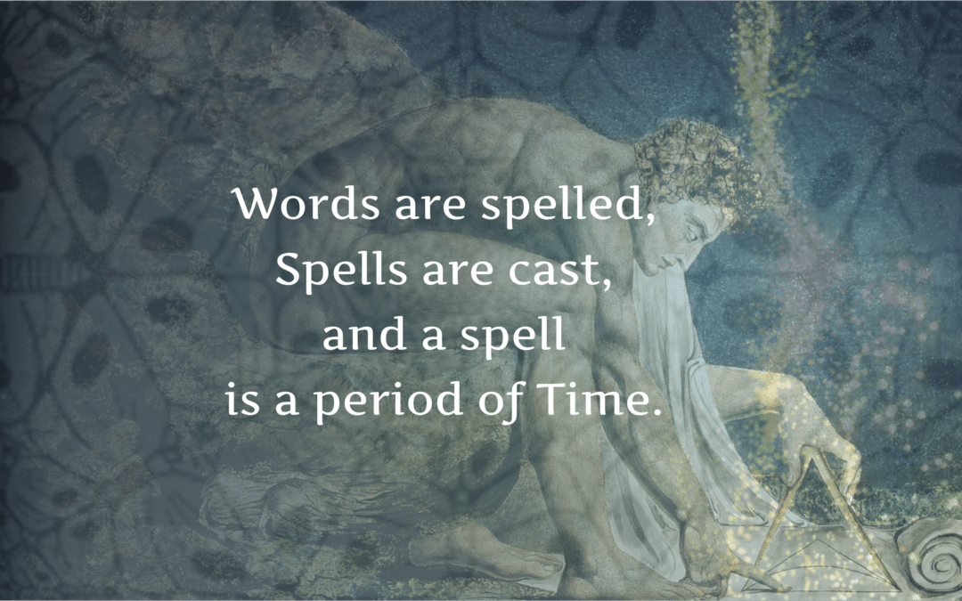 A Journey in Word by Jack Cross, Part 2, The Spell in 'Spelling'  Copy