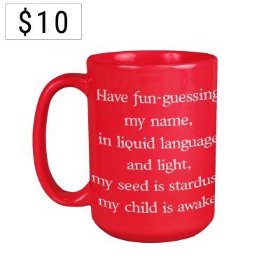 10 mug have fun