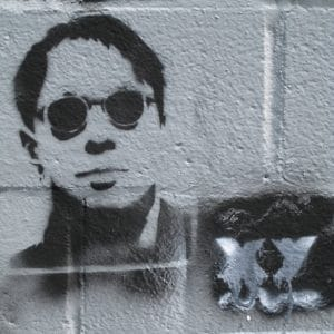 Patrick Kroupa Stenical Graffiti 2007