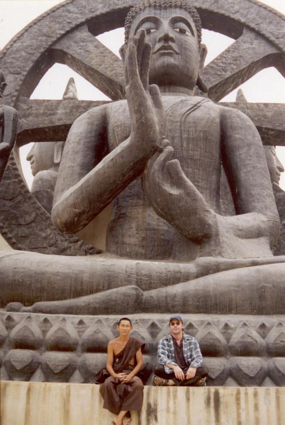Patrick Kroupa Thailand 1999