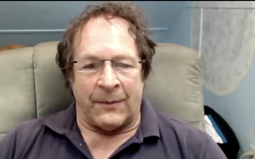 A Message from Rick Doblin: The Opportunity for Reflection During Social Distancing